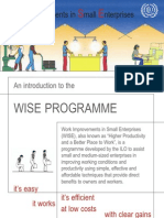 Brochure - Work Improvements in Small Enterprises