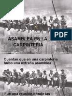 Asamblea en La Carpinteria[1]