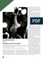 El futuro de la verdad, columna de Alfredo Sepúlveda en revista Qué Pasa