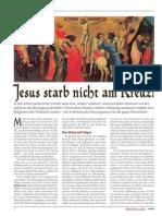 14 Jesus Starb Nicht Am Kreuz