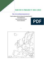 Friends of Comenius Info Schools 1112