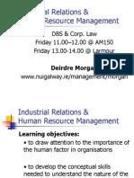 Dbs Corp Intro