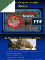 Pakistan's Counter-terrorism Strategy