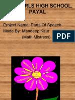 Speech Payal(g) Ludhiana