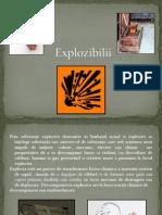 Chimie-Explozibilii 2003