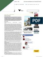 Aberto para balanço - Edição 51 - (Outubro:2011) - Revista Brasileiros