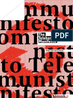 OWS - 'Peer-to-Peer Communism vs. The Client-Server Capitalist State' - The Telekommunist Manifesto