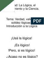 Lógica presentación