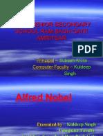 Gssrambaghgate Alfred Nobel