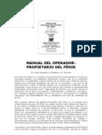 b027 Manual Del Operador rio Del Fenix Espanol Por Gyeorgos Ceres Hatonn Una Bitacora Fenix