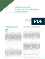 Identidad Transnacional Inmigrantes Berta Alvarez Miranda