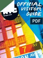 New York City Fall Guide