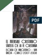 Mensaje Cristiano Sintesis Cristiana 2007-2008