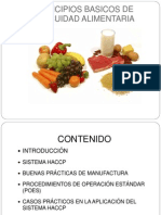 Presenatcion Capacitacion HACCP MZO 2011