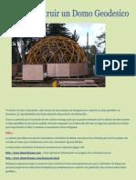 Tutorial Para Construir Un Domo Geodesico Frecuencia 4V Free