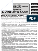 C-720UZ Basic Manual