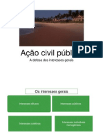04. Ação Civil Pública