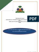 ETAT DES LIEUX DE LA COOPERATION DECENTRALISEE ET DU CO-DEVELOPPEMENT EN HAITI