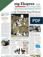 Koran Padang Ekspres | Minggu, 6 November 2011