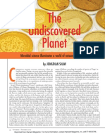 Undiscovered Planet