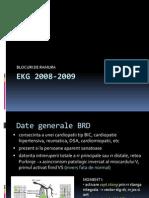 EKG 2008-2009 BRD -BRS