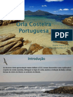 Orla Costeira Portuguesa Geografia A 10º ano