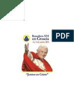 Viaje Apostolico Del Papa a Croacia