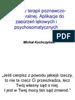 ABC Terapii Poznawczo-Behawioralnej