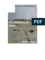 The Mystery of Islam by Abraham Kuyper