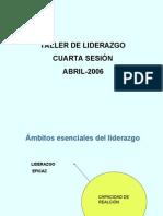 Taller de Liderazgo Cuartasesion2006