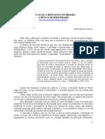 Educa%c7%c3o a Distancia No Brasil - A Busca de Identidade