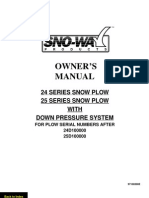 25d Owners Manual