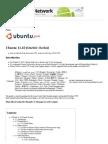 Ubuntu Oneric Terminal Komande