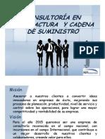 Consultoria de Cadena de Suministro Ver 5.2