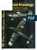 Focke-Wulf FW 190 Photo Hobby Manual - Special Drawings Part 1
