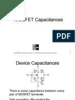 2007 03 12 Ling25 MOSFET Capacitances