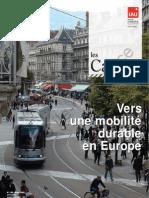 EXA2009 mobilité durable en Europe _FR