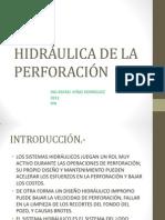 HIDRÁULICA DE LA PERFORACIÓN IPN