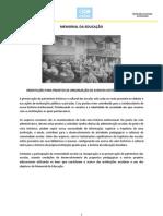 Diretrizes Projetos Organizacao Acervos[1] Escolares