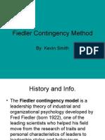 Fiedler Contingency Method