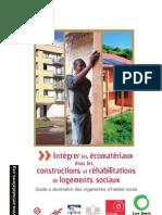 Guide Ecomateriaux Habitat Social