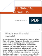 financial and non financial motivation Abstract: the basic aim of this paper is to identify /investigate financial and non  financial rewards that affect the motivation of employees in organizations.