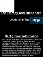 The Hersey and Blanchard by Song