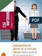 Informe-Desigualdad de Genero en El Mercado Laboral