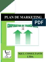 Plan de Marketing - Mjcl Consultants Ltda.