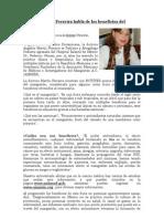 Angelita Martín Ferreira habla de los beneficios del Mangostán