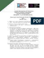 Informe Associação Brasileira de Estudos Cemiteriais 2011