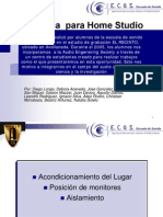 Acustica Home Studio PDF