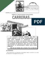 """""""GUERRA FRÍA"""". PRIMERO MEDIO"""