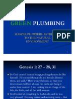 R-green Plumbing Part 1